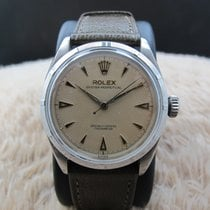 Rolex BUBBLEBACK 6285 with Original Creamy Honeycomb Dial