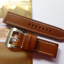 Portotempo Bodhy 24/24mm strap Carducci, leather band for...