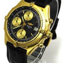 Breitling Chronomat 18 Kt 750er Gold Ref. 81950 Revisioniert