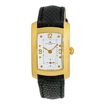 Baume & Mercier MV045226 Hampton Milleis in Yellow Gold -...