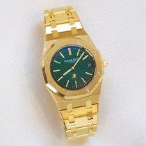 Audemars Piguet Royal Oak Selfwinding 39mm Green Dial Watch