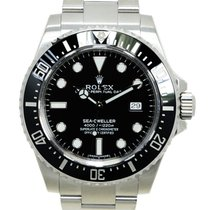 勞力士 (Rolex) Sea-dweller Stainless Steel Black Automatic 116600