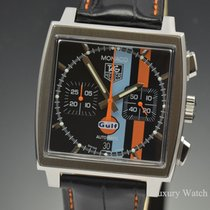 TAG Heuer Monaco Chronograph Steve McQueen Gulf Limited...
