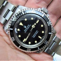 Rolex Vintage Submariner 5513 | Super Patina - Gloss Dial