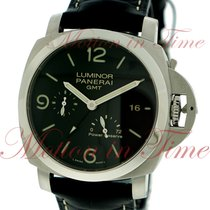 Panerai Luminor 1950 3-Days GMT Power Reserve Automatic, Black...