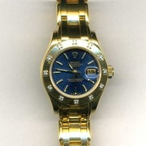 Rolex Pearlmaster lady