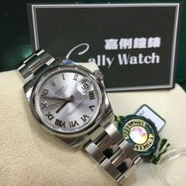 Rolex Cally - 178240 31mm Datejust Sliver Roman Dial [NEW]