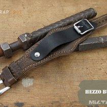 MiLTAT 20mm Hezzo Bund Watch Strap, Scratch Brown