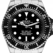 Rolex Deepsea Stahl Keramik Automatik 44mm Ref.116660 orig....