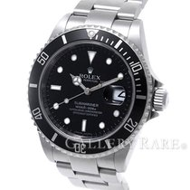 "롤렉스 (Rolex) Rolex Submariner Date Stainless Steel 40MM ""M..."