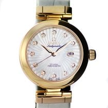 Omega Watch De Ville Ladymatic Omega Co-Axial Gold 18kt 34 mm