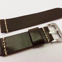 Leather Watch Strap Vintage 24 mm