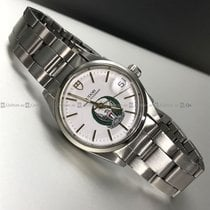 Tudor - Prince Oyster Date  White Dial Steel