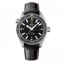 Omega Seamaster Planet Ocean Automatic Date Mens watch...