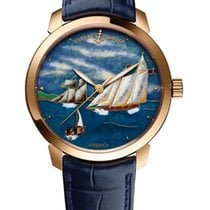 Ulysse Nardin Classico 18K Rose Gold Men's Watch
