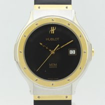 Hublot Classic MDM Quartz Steel-Gold 1521.2