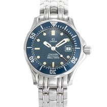 Omega Watch Seamaster 300m Ladies 2583.80.00