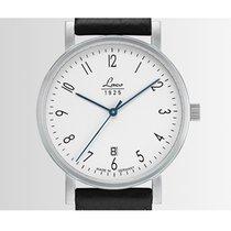 Laco クラシック Classic メンズ ブラック 自動巻き ドイツ製 腕時計 862061