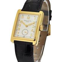 Patek Philippe 5010J Gondolo Mid Size 5010J in Yellow Gold -...