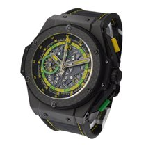 Hublot 716.CQ.1199.LR.SOL14 King Power Scolari 48mm in Black...