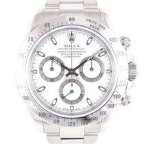Rolex Daytona Modern 116520 White dial