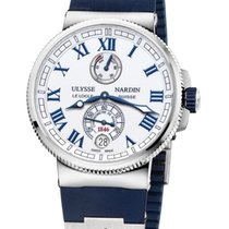 Ulysse Nardin Marine Chronometer Manufacture 43 mm 1183-126-3/40