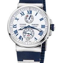 Ulysse Nardin Marine Chronometer Manufacture 43 mm 1183-126-3/40
