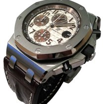 Audemars Piguet Royal Oak Offshore Chronograph Safari Full Set...
