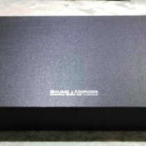 Baume & Mercier vintage big box watches porta orologi 12...