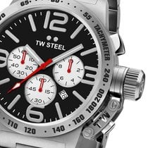TW Steel CB4 Canteen Bracelet Chronograph 50mm 10ATM