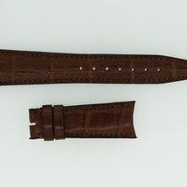 IWC Lederband / Alligator / Braun 20/16mm 115/55mm