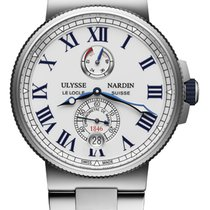 Ulysse Nardin Marine Chronometer Manufacture 45mm 1183-122-7m/40