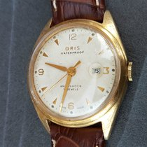 Oris T caliber 394 KIF - vintage waterproof and antishock