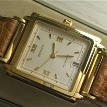 Zenith Class Elite Gold – Men's wristwatch – Ref. 27.0420....