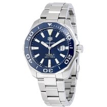 TAG Heuer Men's WAY201B.BA0927  Aquaracer 300 M Auto Blue...