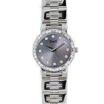 Piaget 80564 K 81 Dancer 18k  Gold Diamond Ladies Watch