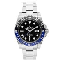 Rolex GMT-Master II Blue/Black Men's Sport Watch 116710BLN...