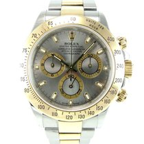 Rolex Daytona 116523 Gold and Steel Grey dial