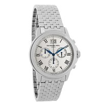 Raymond Weil Tradition Mens Chronograph Quartz Watch 4476-ST-0...