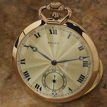 Rolex 1528 Vintage 1940s 44mm Rolled Gold Luxurious Pocket...