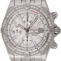 Breitling : Chronomat Evolution :  A1335653/A570 :  Stainless...