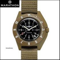 MARATHON Duvdevan Navigator Pilot's Quartz with Date