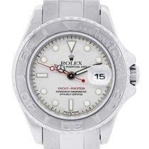 롤렉스 (Rolex) Yachtmaster 169622 Platinum and Stainless Steel...