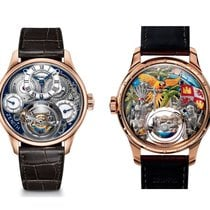 Zenith Christophe Colomb Hurricane Grand Voyage II