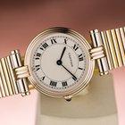 Cartier VENDOME TRINITY ROSE YELLOW WHITE GOLD LADIES