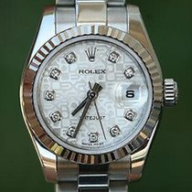 롤렉스 (Rolex) Ladies 26mm Datejust Stainless Steel Factory...