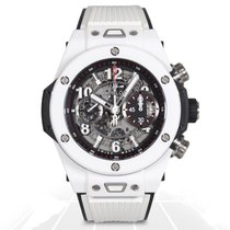 Hublot Big Bang Unico White Ceramic 45mm - 411.HX.1170.RX