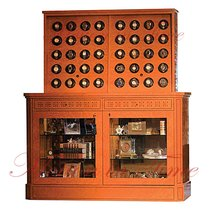 Orbita Bergamo Madrona Burl Rotorwind 40 Watch Winder