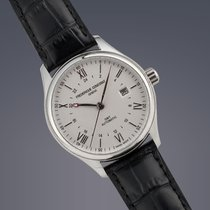 Frederique Constant Classics automatic GMT stainless steel...