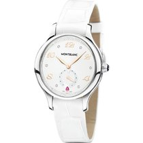 Montblanc 106499 Princess Grace de Monaco Quartz in Steel - On...